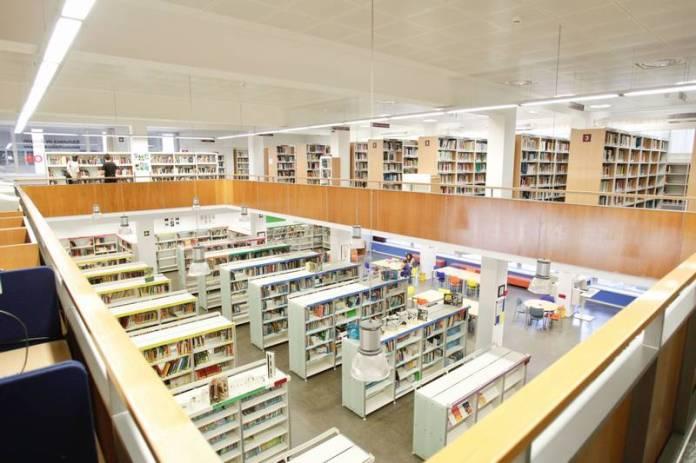 Biblioteca de Aragon